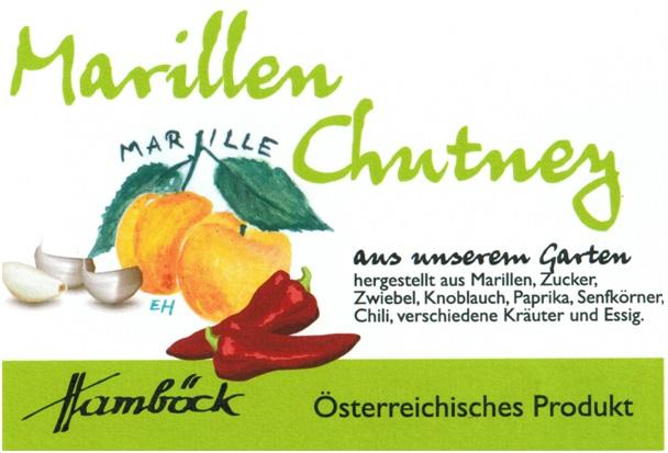 Marillen-Chutney